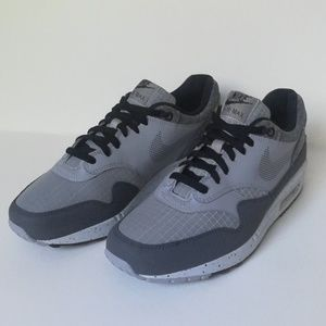"NIKE AIR MAX 1 SE ""RIPSTOP NYLON"" WOLF GREY"